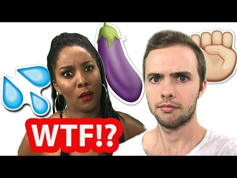 What Your Favorite Emojis ACTUALLY Mean (Chat Show)
