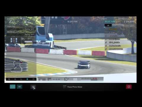 GT5: Autumn Ring Mini Online NSX