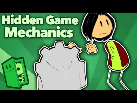Hidden Game Mechanics: Design for the Human Psyche - Extra Credits