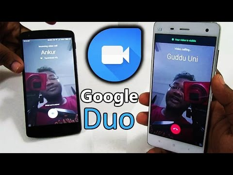Google Duo : New Simple Easiest Way To Video Call