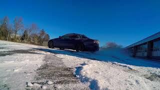 Bmw E92 Snow Drifting 2018