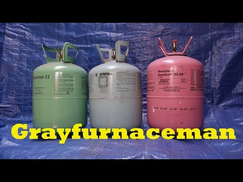 What makes a good refrigerant