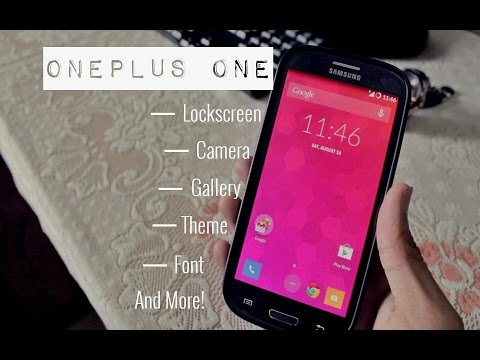 Convert Your Rooted Android Phone Into OnePlus One!