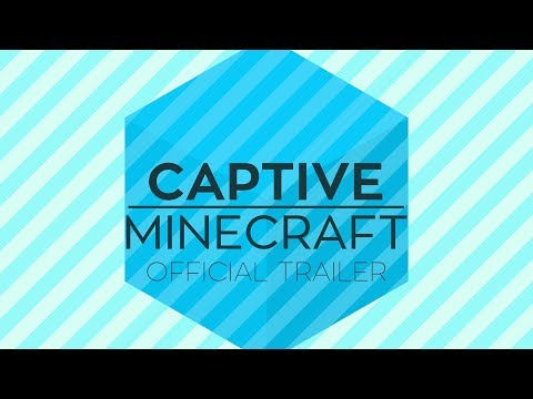 Captive Minecraft Official Trailer [20,000 Subscriber Special!]