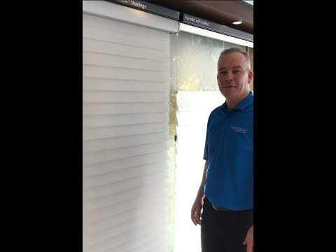 Tutorial: How to remove Silhouette window shades off brackets