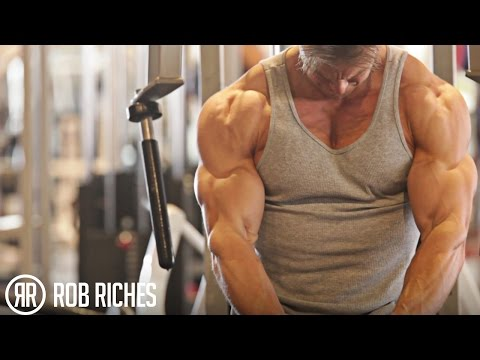 Upper Chest Workout - Rob Riches