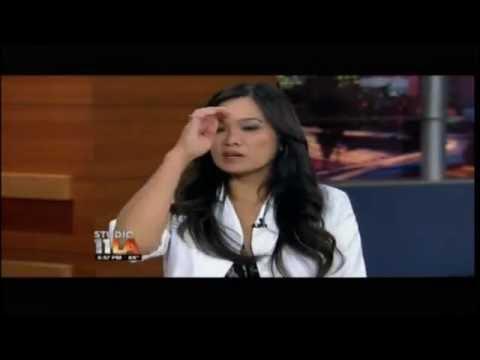 Dr. Sandra Lee Talks about Melasma and Treatments on Studio 11   (10/06/11)