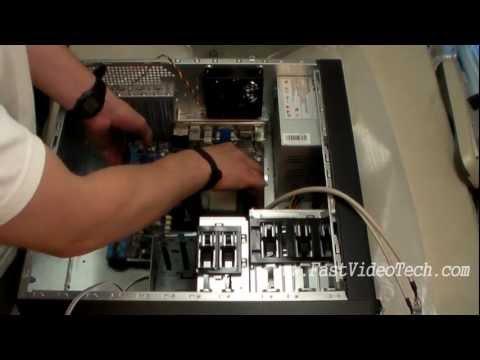 Custom Computer Build  AMD Phenom Asus M4A88T-M