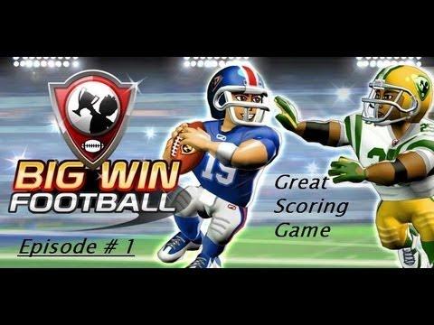 Great Scoring Game Big Win Football... Episode 1