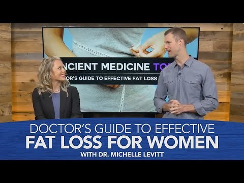 Doctor's Guide to Effective Fat Loss for Women with Dr. Michelle Levitt