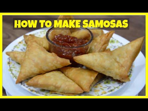 How to make Samosa | #IndianCookingRecipes | #CookwithAnisa | #RamadanRecipes #recipeoftheday