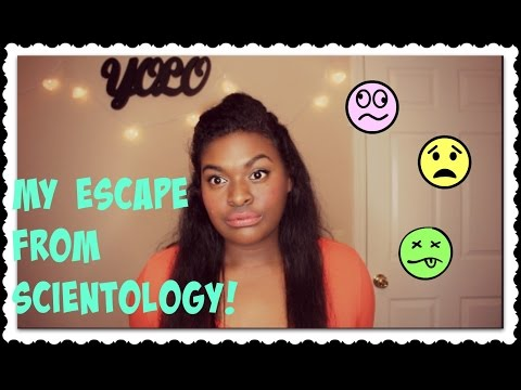 My Escape from Scientology!!!