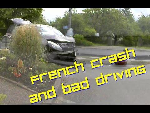 Dash Cam, French bad driving 2016