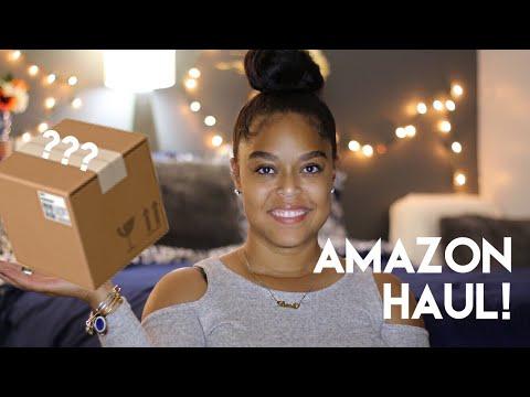 AMAZON HAUL!! | SEPT 2017 | Danielle Renée
