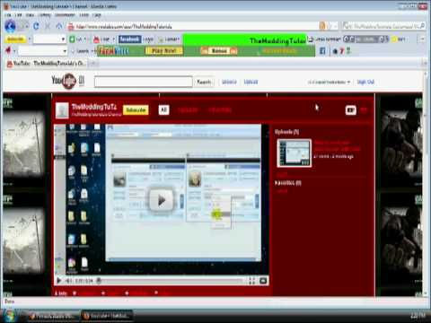 How to download My Toolbar and MOD PACK