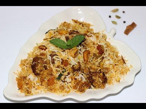 Easy Kerala style Mutton (Goat)Dum Biriyani in Pressure cooker | Malayalam Recipe | Pachakalokam