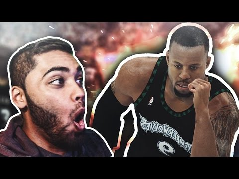 CRAZIEST CARD IN THE GAME! REUNION WITH OLD SCHOOL ANDRE IGUODALA! NBA 2k17 MyTEAM ONLINE Gameplay!
