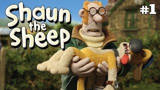 Shaun the Sheep - Akal Bulus [Double Trouble] HD