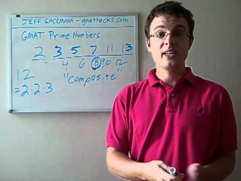 GMAT Math: Prime Numbers