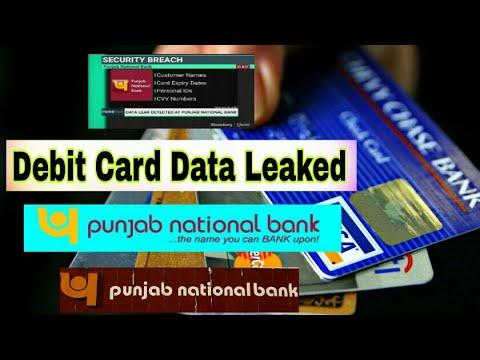PNB User  Data Scam    Debit Card Credit Card  Details Leaked    Technical Vishal