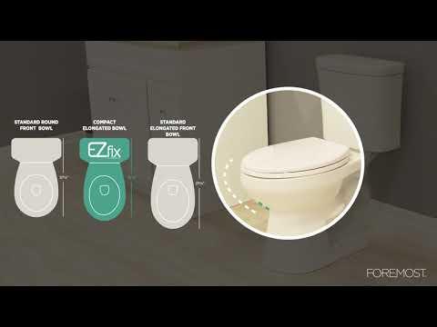The EZFix Toilet