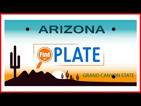 How to Lookup Arizona License Plates and Report Bad Drivers