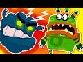 Приключения Куми-Куми - Веселое Облачко часть 3 | Смешные мультики | Cartoons for Kids