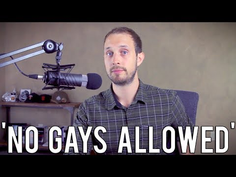 Local Store Says 'No Gays' After Ruling | If You Care About Discrimination, Leave the Sign Up
