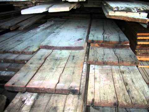 Tennessee Hardwood Reclaimed Wood For Sale