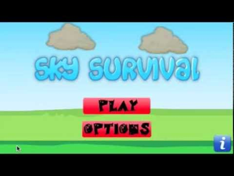 Sky Survival Template - Gamesalad