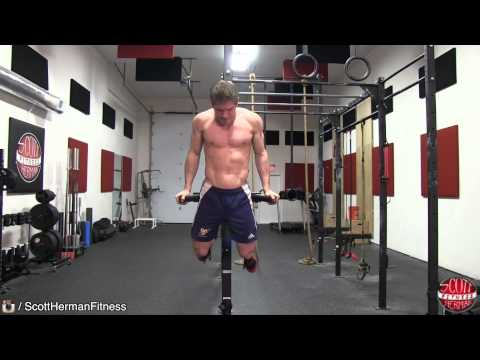 How To:  Dip- Learn The Differences Between Targeting Your Chest Or Triceps!