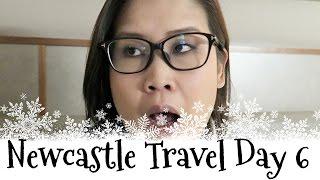 黑咪Travel   超級亂房間 + 我同Mr Honey點識 Newcastle Travel Day 6