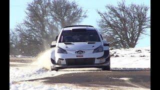 - TEST OTT TANAK TOYOTA YARIS WRC MONTE CARLO 2018  - CHECKPOINTRALLYE -