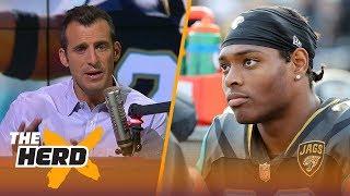 Doug Gottlieb reacts to Jalen Ramsey trash-talking NFL quarterbacks in GQ article | NFL | THE HERD