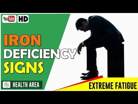 6 Unusual Symptoms of Iron Deficiency