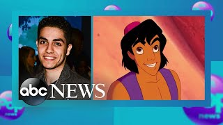 Download Mena Massoud cast as Aladdin in upcoming Disney film Video