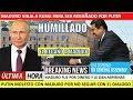 Maduro en Rusia es regañado por Putin