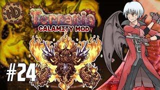 RAVAGER & ATAXIA ARMOR! | Terraria Calamity Let's Play | 1 3