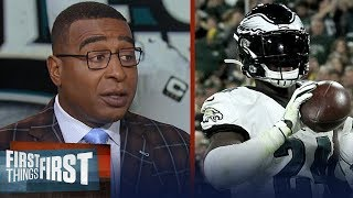 Eagles' toughness and execution won them the game in Green Bay — Cris | NFL | FIRST THINGS FIRST