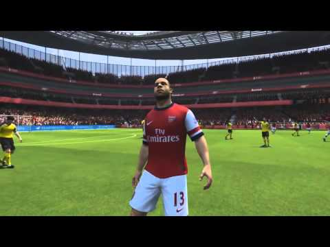 FIFA 14 - Goals and Skill Compilation - Xbox One