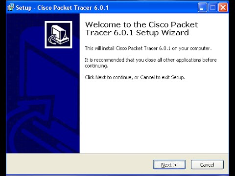 Download & Install Cisco Packet Tracer