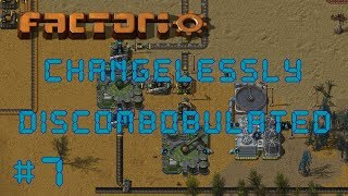 Factorio Changelessly Discombobulated - Angels & Bobs Mods Ep 7: Bio Processing | Gameplay Lets Play