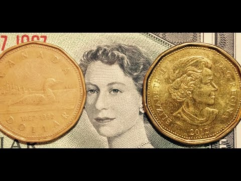 Canada 1987: Change From Bank Note To Dollar Coins