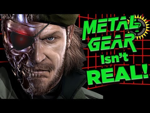 Game Theory: Metal Gear Solid's HIDDEN Virtual Mission!