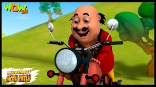 Motu ki Bike - Motu Patlu in Hindi - 3D Animation Cartoon - As on Nickelodeon
