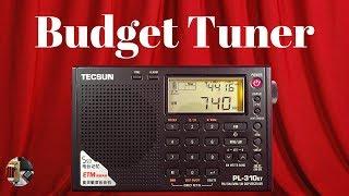 Tecsun PL-310ET FM / MW / LW / Shortwave Portable Radio Review