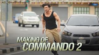 Making Of Commando 2   Vidyut Jammwal   Adah Sharma   Esha Gupta   Freddy   3rd March 2017