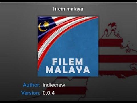 KODI:{FILEM MALAYA}malaysia addon karaoke,filem,tv show,livetv,dll
