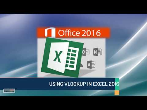 Using VLOOKUP in Excel 2016: VLOOKUP Simplified with 5 Examples
