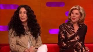 "Mamma Mia 2: ""Be still my beating vagina"" - Christine Baranski"